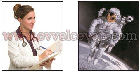 Astronotların Yaşamı 1. Etkinlik