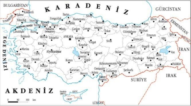 Aziz Türkiye'm 7. Etkinlik Cevabı