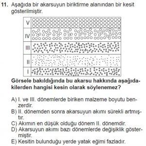 Mezun Coğrafya Test 14 Soru-11
