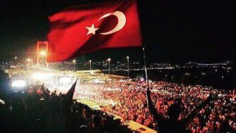 15 Temmuz Demokrasi Zaferi ve Şehitleri Akrostiş Şiir