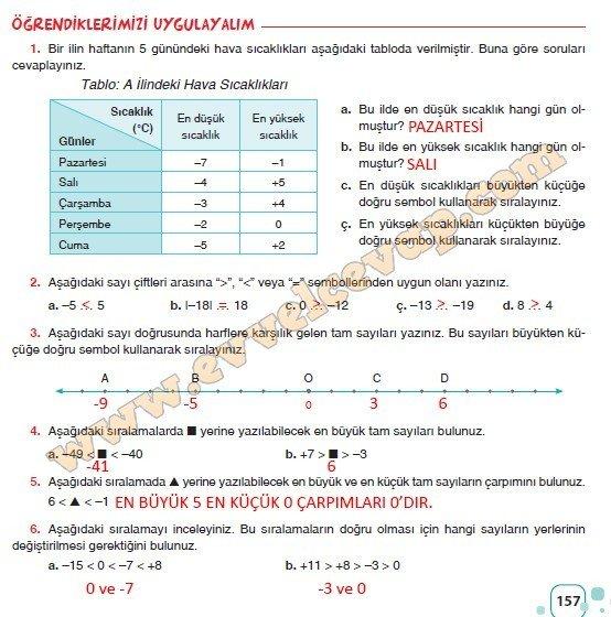 6-sinif-sevgi-yayinlari-matematik-ders-kitabi-sayfa-157-cevabi