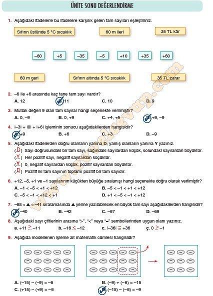 6-sinif-sevgi-yayinlari-matematik-ders-kitabi-sayfa-194-cevabi