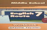 7. Sınıf Pasifik Yayınları İngilizce Çalışma Kitabı Cevapları