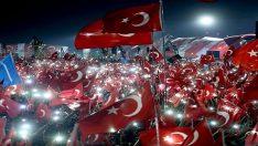 15 Temmuz Milli İrade ve Demokrasi Zaferi Destanı Kompozisyon