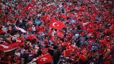 15 Temmuz Milli İrade ve Demokrasi Zaferi Destanı