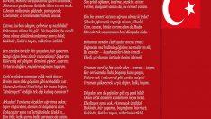 İstiklal Marşı sözleri 10 kıta tamamı