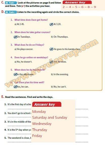6-sinif-evrensel-iletisim-yayinlari-ingilizce-ders-kitabi-sayfa-9-cevabi