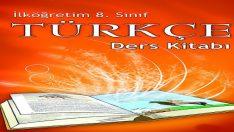 8. Sınıf Türkçe Çalışma Kitabı Dikey Yayınları Zaman ve Mekan Teması Tema Sonu Değerlendirme