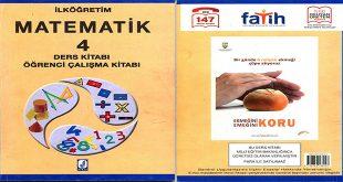 4. Sınıf Dikey Yayıncılık Matematik Çalışma Kitabının Cevapları