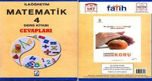 4. Sınıf Dikey Yayıncılık Matematik Ders Kitabının Cevapları