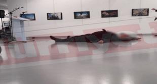 Rus Büyükelçisi Ankara'da saldırıya uğradı