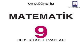 9. Sınıf Dikey Yayınları Matematik Ders Kitabı Cevapları