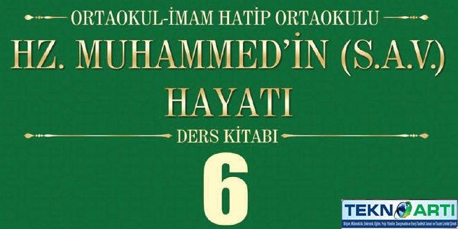6. Sınıf Tekno Artı Hz. Muhammed'in Hayatı Ders Kitabı Cevapları