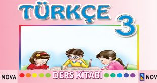 3. Sınıf TürkçeNova Yayınları Çalışma Kitabı Cevapları 2017 - 2018